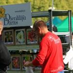 ''Dienlilju Darzs'' & Dainis Plume Lätist.