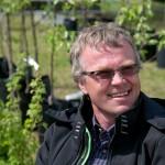Harri Poom. Saare-Tõrvaaugu Aiand. Foto Urmas Luik, Pärnu Postimees.