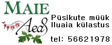 Maie Aed OÜ banner