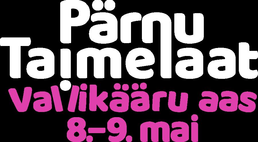 Pärnu Taimelaat 2020 mai logo